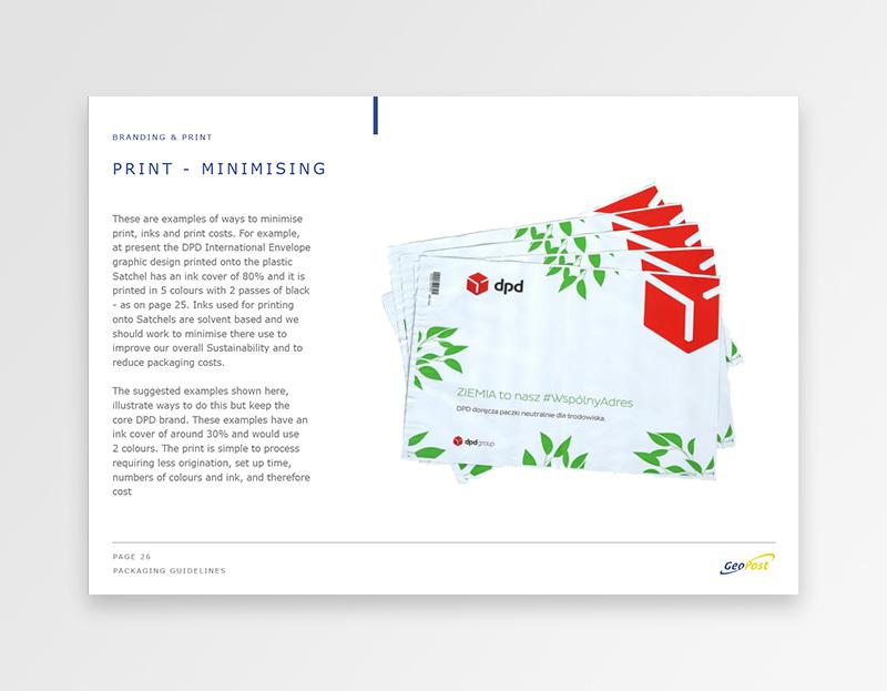 Kurier, Verteilung, Mehrwegverpackungen