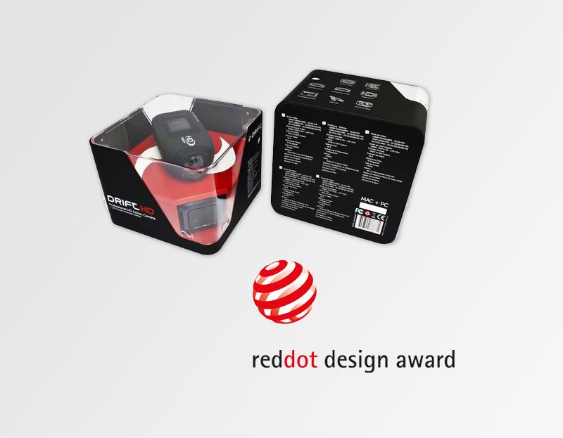 Technologie & Innovation, Red Dot Design Award